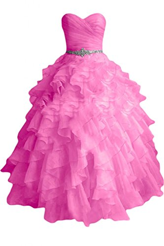 Donna Pink Sunvary Sunvary Vestito Vestito qUHtw8xIt