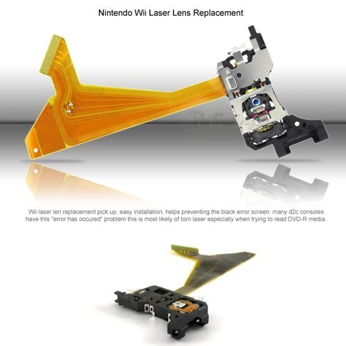 (Repair Replacement - Part Laser Lens for Nintendo Wii Console)