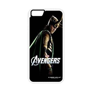 iPhone 6 4.7 Inch Cell Phone Case White The Avengers Loki BNY_6698279