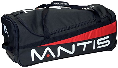 Mantis Schlitten verstärkter Boden Tennis erweiterbar Griff Wheelie Tasche