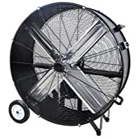 42 Belt Drive Drum Fan