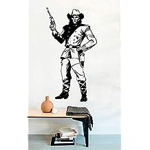 Gamer Vinyl Wall Decals Deadlands Video Game Play Vinyl Decor Stickers MK5271