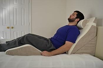 Full Body Deluxe Foam Bed Wedge System