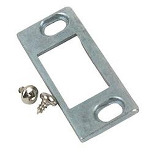 RV Trailer VALTERRA LLC Spring Latch Type Entry Door Latch Striker Plate
