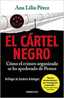 Book's Cover of El cártel negro / The Black Cartel (Espagnol) Broché – 21 janvier 2020