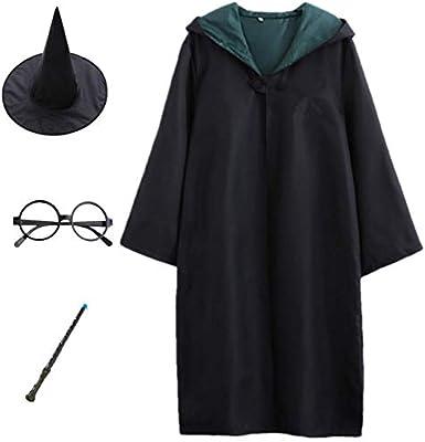LOBTY- Disfraces de Capa para Adultos y niños para Harry Potter ...