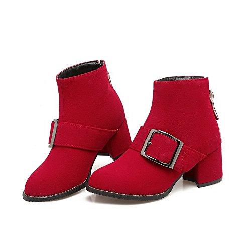 1TO9 1TO9Mns02496 - Sandalias con Cuña Mujer Red