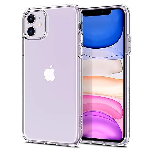 Spigen liquid crystal clear cover (iPhone 11)