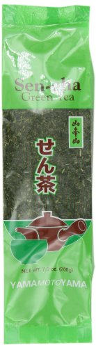 - Yamamotoyama Loose Sencha Green Tea, 7-Ounce Bags (Pack of 6)