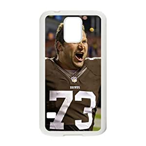Cleveland Browns Joe Thomas Phone Case for Samsung Galaxy S5