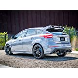 Borla Cat-Back Exhaust System 2016-2017 Ford Focus RS Turbo
