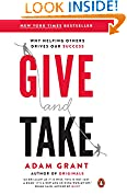 #10: Give and Take: Why Helping Others Drives Our Success