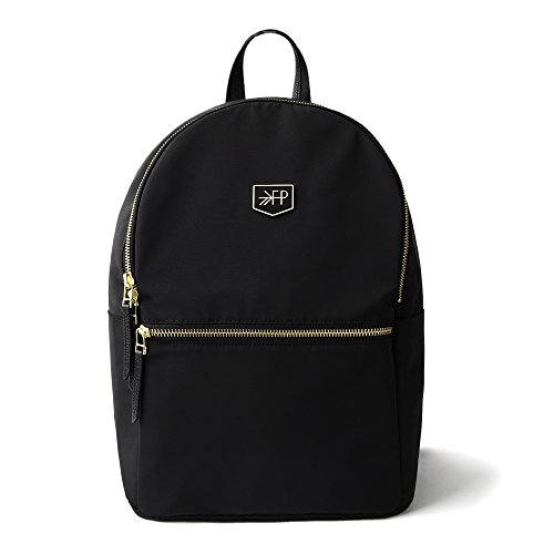 Hardware Bag City (Freshly Picked City Pack Sleek Nylon Backpack Diaper Bag Ebony)