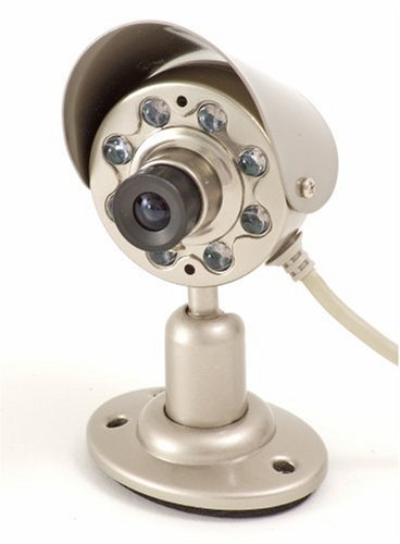 q see qsicc2 indoor cmos camera w night vision & audio (color)  q see security camera wiring diagram for #13