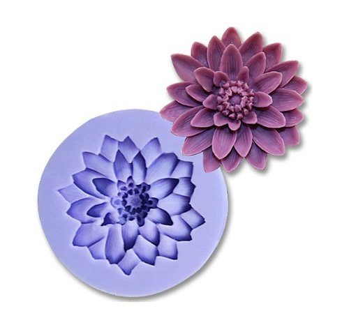 Flower Silicone Resin Clay Molds Handmade Resin Mold Polymer Clay Mold