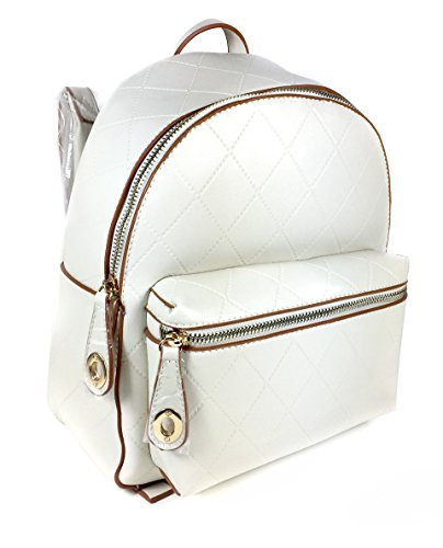 Zara Women's Embossed pocket backpack 4344/204
