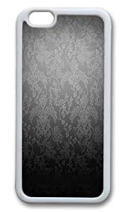 iPhone 6 Case,VUTTOO Stylish Victorian Soft Case For Apple iPhone 6 (4.7 Inch) - TPU White