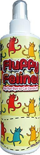 Pet MasterMind Fluffy Feline Cat Dandruff Care Spray