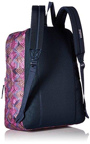 JanSport Superbreak Backpack- Sale Colors (Multi Diamond Arrows) by JanSport (Image #2)