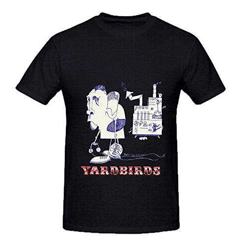 the-yardbirds-the-yardbirds-pop-men-o-neck-design-tee-shirts-black