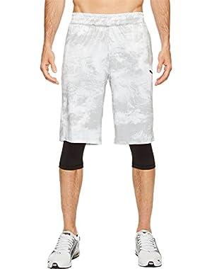 Mens Evo Layered Tight Shorts