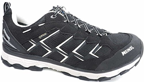 Meindl 52980 01, Sneaker uomo Nero