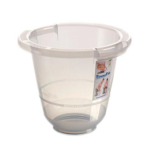 Badeeimer Tummy Tub Classic Clear