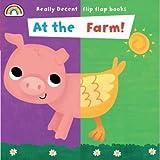Flip Flap - At the Farm! (Flip Flaps)