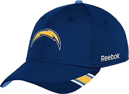 d6a1738ed23 Reebok San Diego Chargers 2011 Sideline Coach Structured Flex Hat Large X  Large