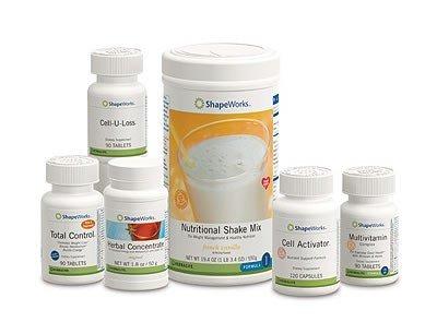 Herbalife - ShapeWorks Quickstart Programs - Choose a Flavor