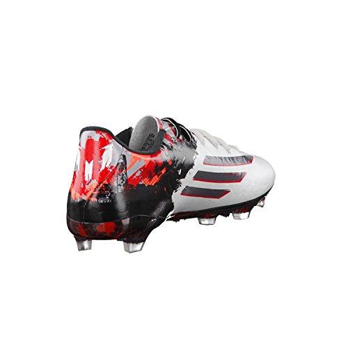 Adidas para hombre Botas de fútbol Messi 10.2 FG Blanco - ftwr white/granite/scarlet