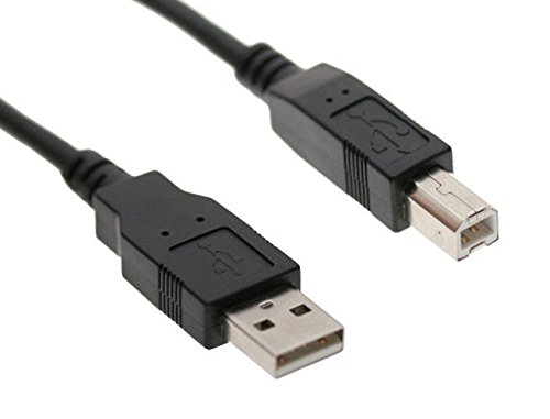 MaxLLTo 10 Feet USB Cable Data Transfer Host Cable For Akai Professional MPK25 MPK49 MPK61 MPK88 MPK Mini Mk2 LPK25 APC40 Akai Professional MIDI Keyboard midi Controller Keyboard PC Cord -  201804031432