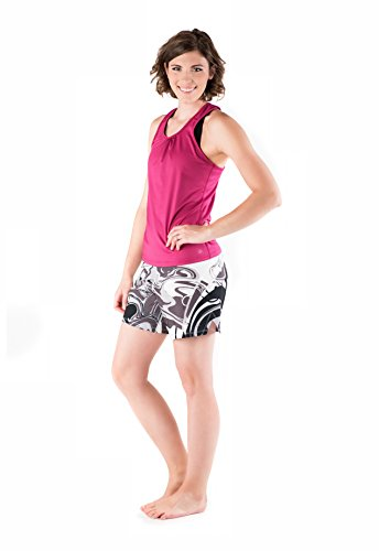Skirt Sports Go Longer Running Athletic Shorts For Women