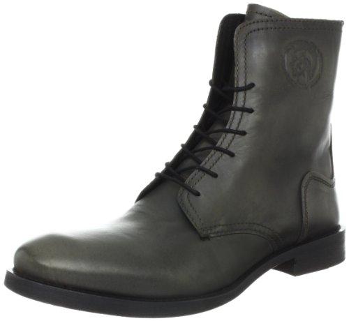 Diesel Men's Norman Boot,Black Olive,10 M US