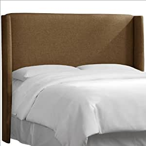 Amazon Skyline Furniture Wingback Upholstered