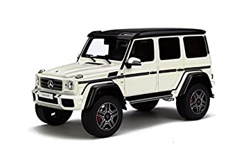 Amazon Com Mercedes Benz G500 4x4 Resin Model Car In 1 18 Scale By