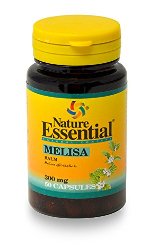 Nature Essential Melisa 300mg - 50 Cápsulas