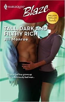 Tall, Dark and Filthy Rich (Million Dollar Secrets Book 5) by [Monroe, Jill]