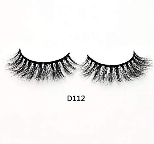 Thick Eyes Lashes Hand Make Fake Eyelashes Dramatic Volume False-Eyelashes 3D Lashes Mink For Makeup -