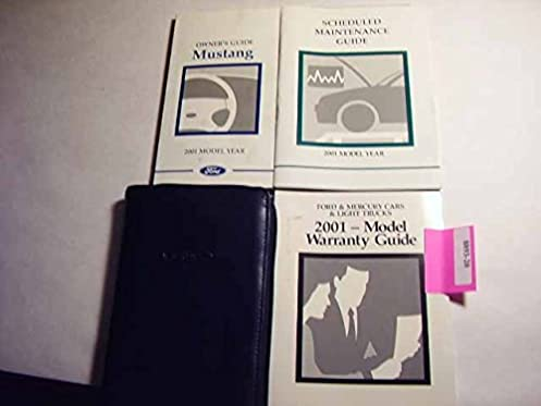 2001 ford mustang owners manual ford amazon com books rh amazon com 2001 ford mustang owners manual 2000 mustang owners manual pdf