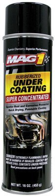 Warren Distribution MG740432 Rubberized Under Coating, 16-oz. - Quantity 12 by Mag1 (Image #1)