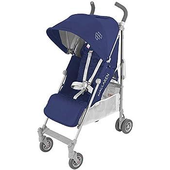 Maclaren 2016 quest stroller in medieval blue silver baby - Silla maclaren quest 2016 ...