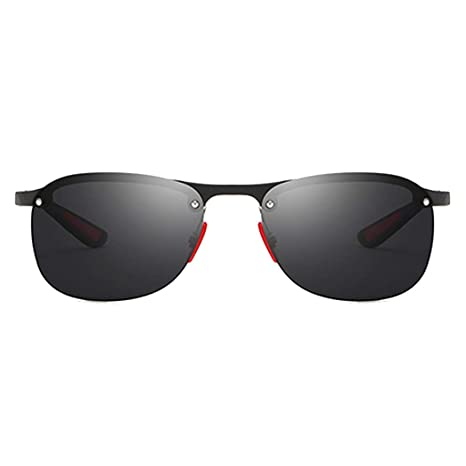 e200786614 Image Unavailable. Image not available for. Color  YONGYONG TR90 Ultra  Light Polarized Sunglasses Men Sunglasses Female UV ...