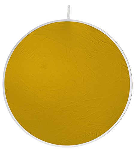 Flexfill Collapsible Light Reflector (60-inch, Gold/White Reversible)