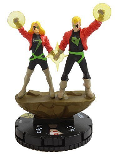 Marvel Heroclixデッドプールとx-force # 049Fenris Complete with Cardの商品画像