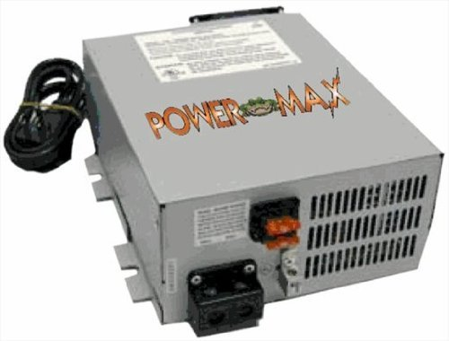 3 Stage Charger (PowerMax PM3-20-24 Battery Charger Built-in 3 Stage Charging 20 Amp 24 volt)