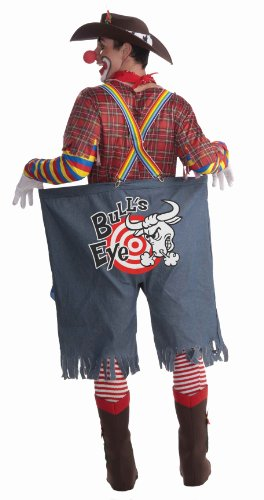 Forum Novelties, Inc Adult Rodeo Clown Costume