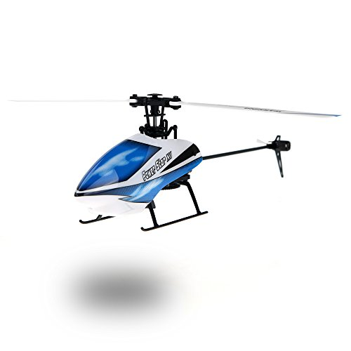 Dazhong Wltoys 6CH 2.4G RC Helicopter Power Star X1 Brushless Flybarless 3D Aircraft