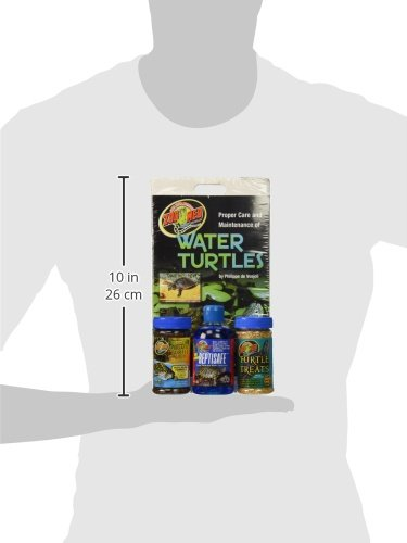 Galleon Zoo Med Aquatic Turtle Starter Kit For Hatchlings