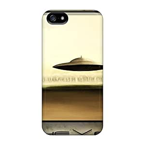 Dana Lindsey Mendez Scratch-free Phone Case For Iphone 5/5s- Retail Packaging - Sci Fi Crimes